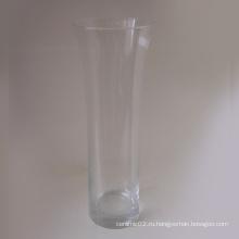 Прозрачная стеклянная ваза - 07gv02002