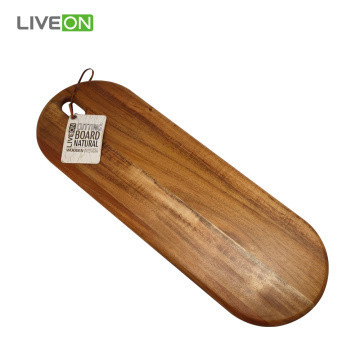 Utensílios de cozinha Olive Wood Products Cheese Chopping Board