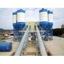 Planta de dosificación de cemento listo