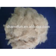 Precio de fábrica del pelo del perro de Sharrefun, proveedor de fibras de pelo de perro depilado
