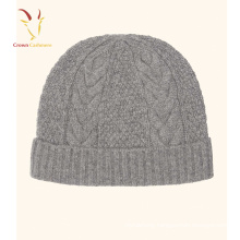 Cable Woolen Hat Caps Knitted Beanie hat Crochet Hat Wholesale