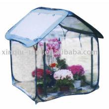 PVC transparent flower house