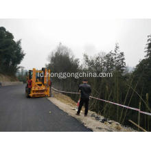 Gantry Highway Guardrail Pile Driver