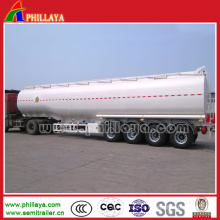 3 eixos reboque do petroleiro da água de 45 Cbm Frac semi