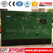 Generador insonorizado de 128kw 160kVA Doosan Diesel con Stamford