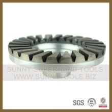 Diamond Cup Wheel para hormigón y piedra