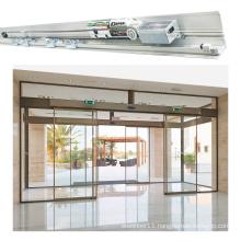 Deper d20 150W dunker motor commercial interior glass door automatic sliding door