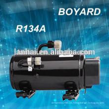 compresor del congelador de r134a 12v mini aire acondicionado bldc para el precio de aires acondicionados móviles