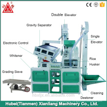 CTNM15 Complete set combined rice mill/rice mill machine/rice milling machine for sale
