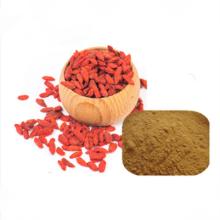 Comida de cuidados saudáveis em pó de Goji orgânico seco