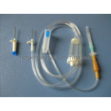 Infusion Set with Different Accessories CE/ISO