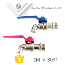 """EM-V-B031 1/2 """"Messing verchromt"""