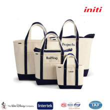 Fashion Recyclable Customized Printing Canvas Cotton Tote Bag wholesale