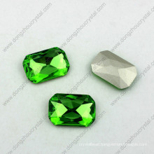 China Factory Octagon Necklace Stone in Bulk