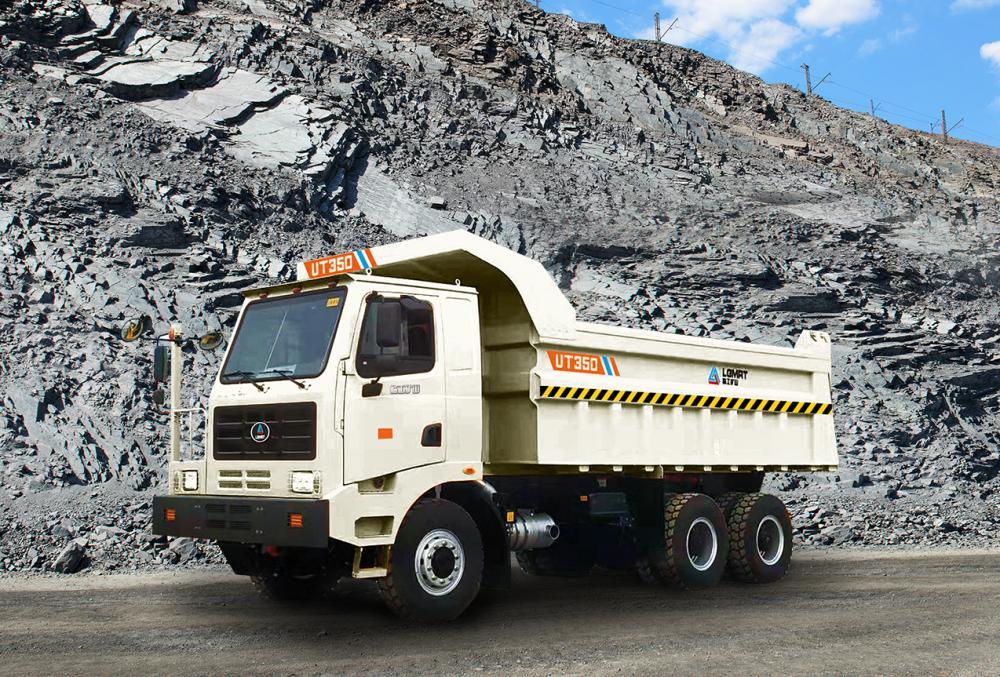 underground haul truck