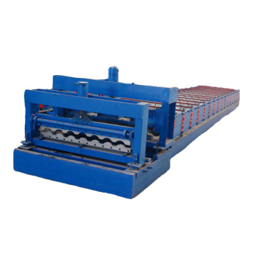 customized good quality glazing sheet roller machine