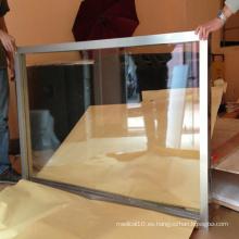 3mmpb protección contra la radiación de protección de rayos X vidrio de plomo Windows