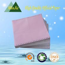 Qualidade excelente barata do papel NCR de Multi Ply Carbonless