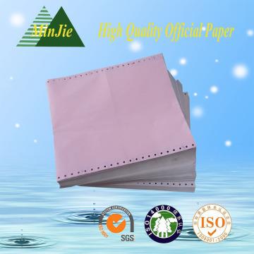 Günstige Ausgezeichnete Qualität Multi Ply Carbonless NCR Papier