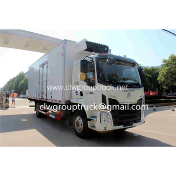 Dongfeng Liuqi 5700 wheelsbase refrigerated trucks