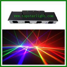 Bốn đầu Laser chiếu sáng Rgby ánh sáng Laser để bán