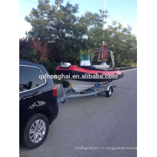 подвесной мотор стекловолокна ребра надувная лодка