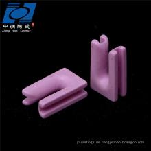 Aluminiumoxidkeramik gute rosa Keramik u-Typ