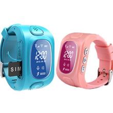 GPS móvel Smart Watch Tracker para crianças com design de relógio, telefonema, modo de dormir, Monitor (WT50-KW)