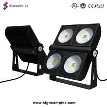 Éclairage de studio du projecteur 300W de la puissance élevée LED de COB IP65 de Signcomplex avec le Ce RoHS d'UL de Dlc