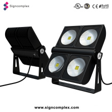 Signcomplex COB IP65 High Power LED Floodlight 300W Studio Lighting with UL Dlc Ce RoHS