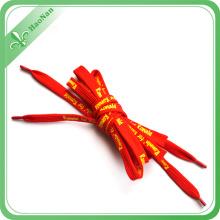 Шелковой Ширмы Напечатанный Подгонянный Логос Красочные Шнурки