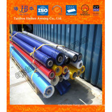 PVC Polyester Fabric with Acrylic Coated