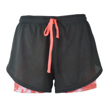 Printed Shorts Running Shorts Running Wear for Women