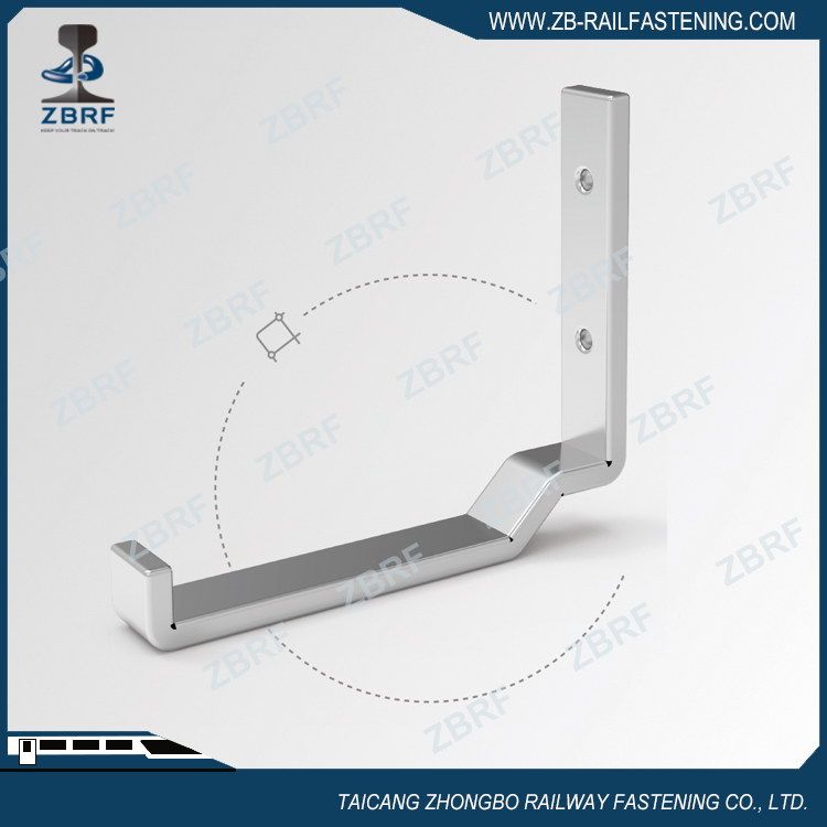 Galv Cross Arm Cable Support Bracket Jpg