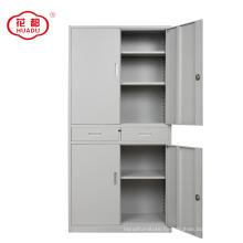 Latest design Swing door 2 drawer metal filing cabinet storage