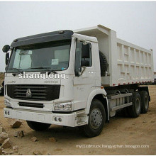Strong Chassis Sinotruk 290HP HOWO 25t 6X4 Dump Truck