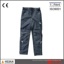 New Ripstop Construction Men Polyester Jogger Work Pants