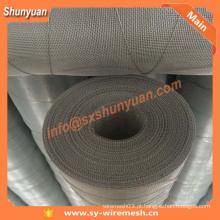 China venda quente 304 aço inoxidável bala prova de malha de arame (fábrica)