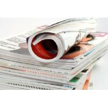 Magazine Softcover de Customzied de haute qualité imprimé par Cmyk