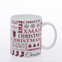 11oz/320ml  standard mugs with christmas decal  gift mugs