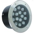 Освещение для укладки светильника привело подземный свет 15 Вт
