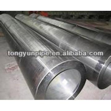 Tube sans soudure pour vérin hydraulique