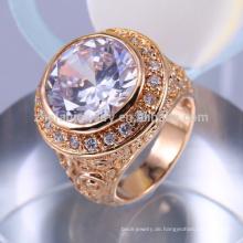 große goldene Mode arabische Brautschmuck Set Mode Vagina Ring