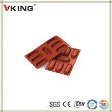 Vente en gros de moules en chocolat en silicone personnalisés en Chine