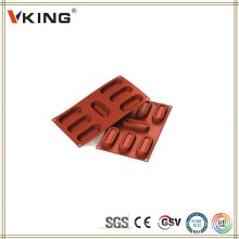 Atacado China Custom Silicone Chocolate Moldes