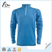 Зимние с длинным рукавом рубашки Костюмы Performance Wear Мужская спортивная одежда