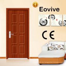 interne Bad WC Raum aus Holz Türen