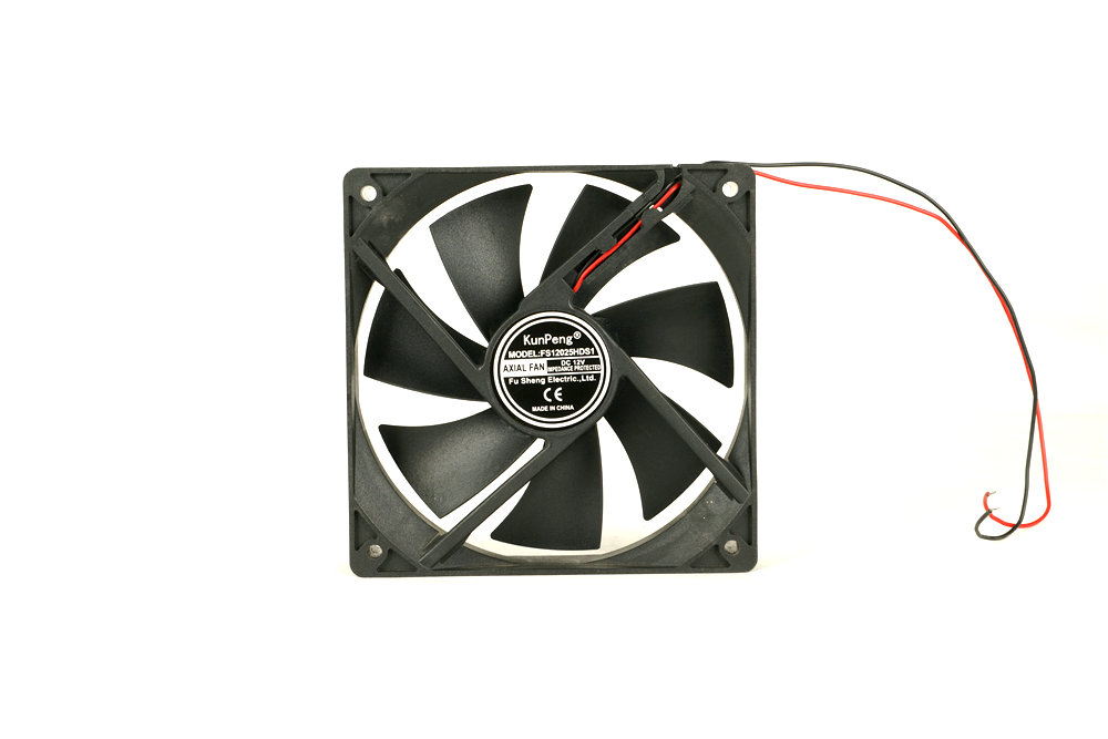 DC Axial fan