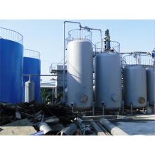 superbe service après-vente et vieille machine de réutilisation d'huile de four de déchets / pollution sans pollution avec des certificats de la CE et d'OIN