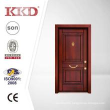 80mm Turkish Steel Wood Armored Door JKD-TK932